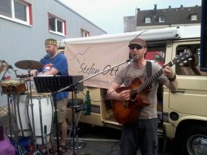 Stefan Otto - Aidshilfe Hagen - Sommerfest 2015