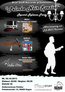 Albumveröffentlichungsparty 2013