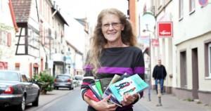 Bild: Veranstalterin des 3. Fechenheimer Literaturfestivals: Elke Dippel