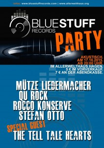 Blue Stuff Records - Party 2015