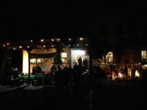 1. Alternativer Weihnachtmarkt am AllerWeltHaus (2014)